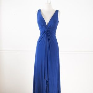Laundry by Shelli Segal sexy evening gown dress